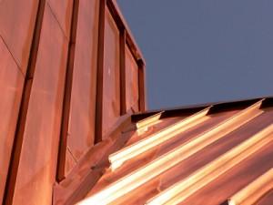 Copper Roof Repairs